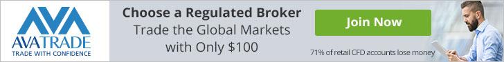 AvaTrade - Regulated Broker