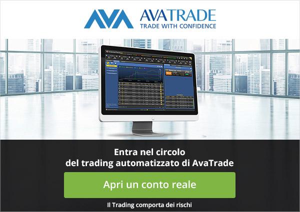 Entra nel circolo del trading automatizzato